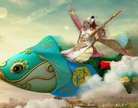 """Chí Trung, Vân Dung tiết lộ """"sự thật"""" cưỡi cá lên chầu trời"""