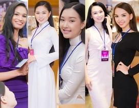 Ngắm dàn chân dài nổi bật Top 30 Hoa hậu Việt Nam phía Nam