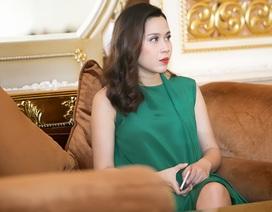 Lưu Hương Giang tái xuất thon gọn sau khi sinh bé thứ 2