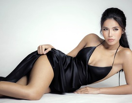 Siêu mẫu Minh Tú nói về tin đồn bí mật lập gia đình, mang bầu