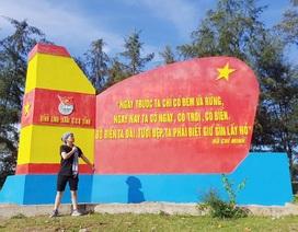 Tiên Tiên phong trần trải nghiệm làm người dân vùng đảo