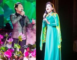 Trọng Tấn, Anh Thơ vượt mưa bão thăng hoa trong đêm nhạc về Bác
