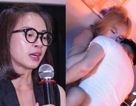 Ngô Thanh Vân khóc nức nở, Hương Giang bị tuýt còi vì MV 18+