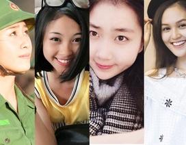 Soi mặt mộc của các thí sinh Hoa hậu Việt Nam