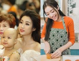 Sao Việt tất bật mang trung thu về cho trẻ nhỏ