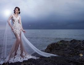 """Nữ giám khảo Hoa hậu Thế giới Ai Cập Khả Trang hóa """"nữ thần"""""""
