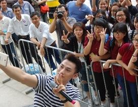 Cuồng nhiệt cùng Thanh Duy và Issac trong lễ hội Selfie Chất