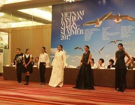 3 nhà thiết kế ngoại quốc tham dự Tuần lễ thời trang Việt Nam Xuân Hè