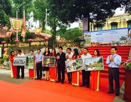 """Triển lãm """"Hà Nội trong tôi"""" kỉ niệm 62 năm ngày Giải phóng Thủ đô"""