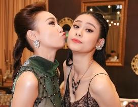 """Trương Quỳnh Anh """"đối đầu"""" nàng """"Cám"""" Ninh Dương Lan Ngọc"""