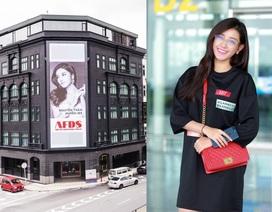 Á hậu Huyền My được mời sang Malaysia diễn thời trang
