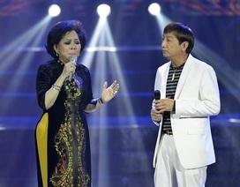 """Giao Linh, Trường Vũ hẹn thề: """"50 năm nữa vẫn chống gậy song ca"""""""