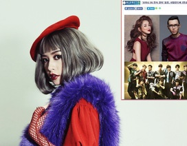 Chi Pu được mời sang Hàn quốc dự lễ trao giải Nghệ sĩ châu Á