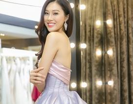 Diệu Ngọc hé lộ trang phục dạ hội mang đến Hoa hậu Thế giới 2016