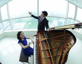 Ngôi sao opera Hàn Quốc Park Sung Min biểu diễn tại Việt Nam