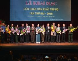Liên hoan sân khấu thủ đô kỉ niệm 70 năm toàn quốc kháng chiến