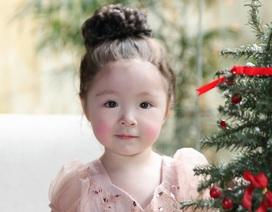 """""""Nàng công chúa lai"""" của Elly Trần """"gây thương nhớ"""" khi làm """"siêu mẫu nhí"""""""