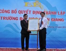 Đại học Kiên Giang chú trọng đào tạo ngành Kinh tế du lịch