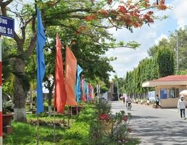 Đường nội bộ trong trường đại học mang tên Hoàng Sa, Trường Sa
