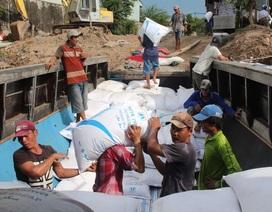 Bắt quả tang vụ vận chuyển 23 tấn đường cát Thái Lan