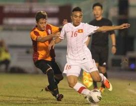 U23 Việt Nam có thêm 1 trận giao hữu với U23 Myanmar