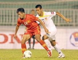 U23 Việt Nam rèn quân tại Bình Dương chờ SEA Games