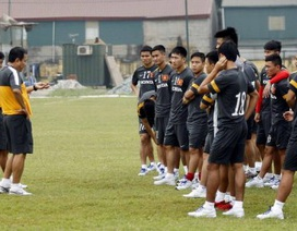 U23 Việt Nam thắng thuyết phục Tây Ninh