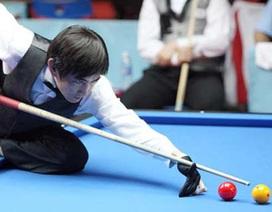 Đặng Đình Tiến (Billiards & Snooker): Đánh khắp châu Á không địch thủ