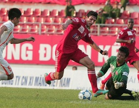 V-League chưa khởi tranh, Đồng Nai đã xáo trộn ngoại binh