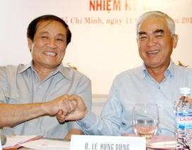 Ông Lê Hùng Dũng làm quyền Chủ tịch VFF