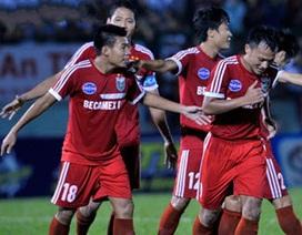 Dư âm vòng 1 V-League 2014: Nhạt nhòa tân binh