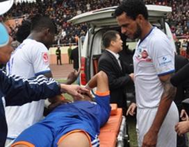 Bóng đá xấu xí và bạo lực tái diễn ở V-League