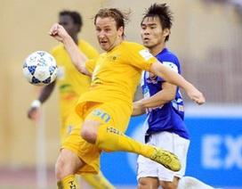 V-League bỗng nhiên nổi tiếng nhờ cầu thủ từng dự World Cup