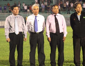 """Quyền Chủ tịch VFF Lê Hùng Dũng: """"Đừng cường điệu hóa bạo lực ở V-League"""""""