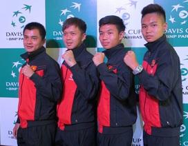 Nguyễn Hoàng Thiên sẽ là chủ lực của đội tuyển quần vợt tại Davis Cup