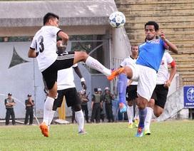 Vòng 10 V-League 2014: Nóng bỏng ở sân Chi Lăng và Pleiku