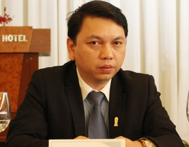 Ông Lê Hoài Anh bất ngờ làm Tổng thư ký VFF