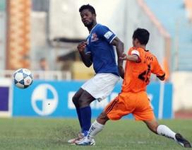 SHB Đà Nẵng hạ HA Gia Lai trong trận cầu có 9 bàn thắng