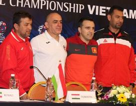 Đội tuyển futsal Việt Nam đứng trước cơ hội lịch sử