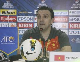"""""""Futsal Việt Nam sẽ tấn công top 4 châu Á"""""""