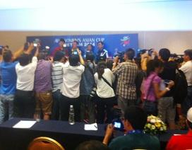 Truyền thông quốc tế quan tâm đến VCK bóng đá nữ châu Á 2014