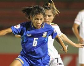 Thái Lan gặp Việt Nam ở trận tranh vé vớt dự World Cup 2015