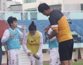 Khoảng lặng trước thời khắc lịch sử của bóng đá nữ Việt Nam