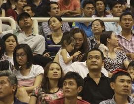 Giải futsal châu Á thu hút sự quan tâm của phụ nữ và trẻ em