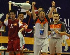 Hành trình đi vào lịch sử của đội tuyển futsal Việt Nam