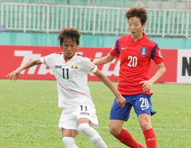Thái Lan và Myanmar tiếp tục bại trận trước các đối thủ mạnh