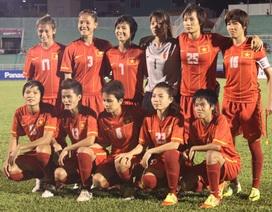 Đội tuyển nữ Việt Nam: Mục tiêu mới trên bộ khung cũ