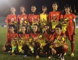 Đội tuyển nữ Việt Nam và 3 điểm bắt buộc trước Jordan