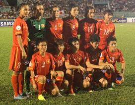 Nữ Việt Nam vừa đá vừa giữ sức trước Australia?