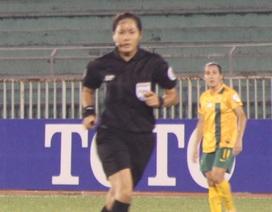 Trọng tài mắc sai lầm trận Việt Nam-Australia bị đình chỉ nhiệm vụ
